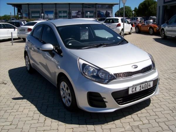 2015 Kia Rio 1.2  5dr  Eastern Cape Port Elizabeth_0