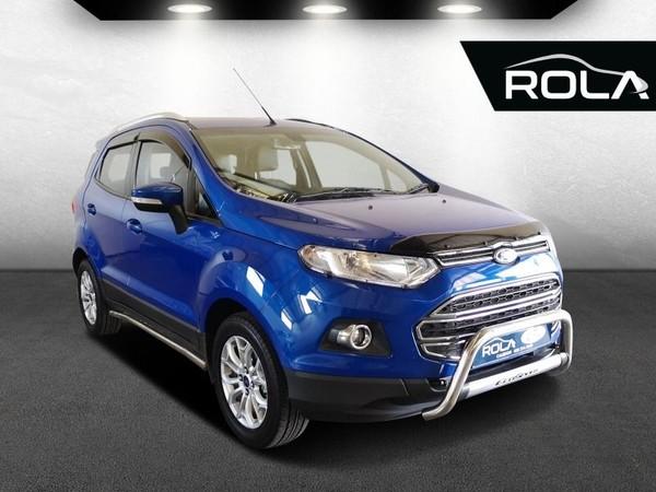 2018 Ford EcoSport 1.0 Titanium Western Cape Caledon_0