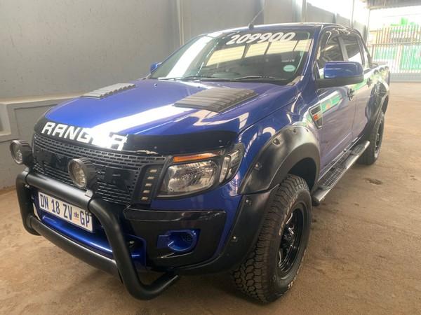 2015 Ford Ranger 2.2tdci Xl Pu Dc  Gauteng Randburg_0