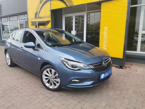 2017 Opel Astra 1.4T Enjoy 5-Door Gauteng Randburg_0