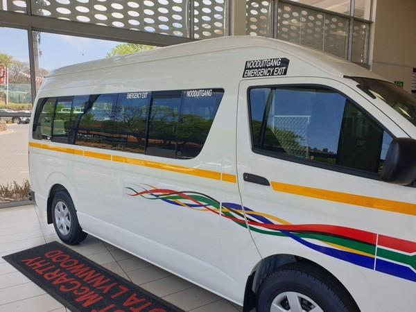 2020 Toyota Quantum 2.5 D-4d Sesfikile 16s  Gauteng Pretoria_0