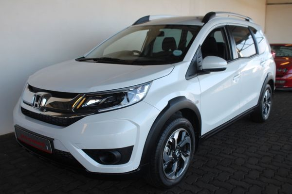 2020 Honda BR-V 1.5 Comfort CVT Kwazulu Natal_0