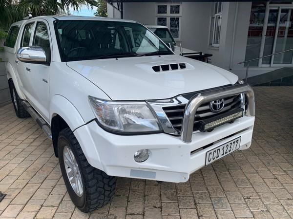 2013 Toyota Hilux 3.0 D-4d Raider 4x4 Pu Dc  Western Cape Robertson_0