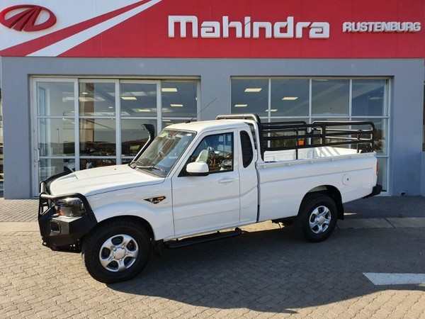 2019 Mahindra PIK UP 2.2 mHAWK S6 4X4 PU SC North West Province Rustenburg_0