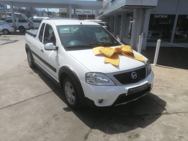 2018 Nissan NP200 1.6 Se Pu Sc  Western Cape Oudtshoorn_0