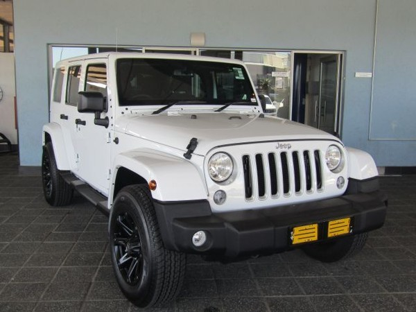 2019 Jeep Wrangler Unlimited 3.6l V6 At  Limpopo Polokwane_0