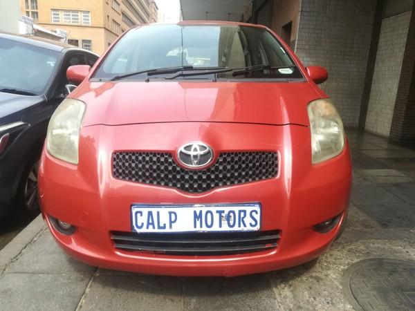2008 Toyota Yaris T3 5dr  Gauteng Marshalltown_0