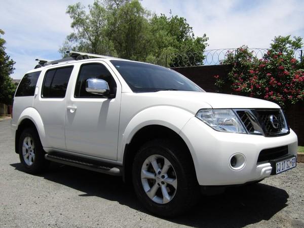 2013 Nissan Pathfinder 2.5 Dci Se At  Gauteng Randburg_0