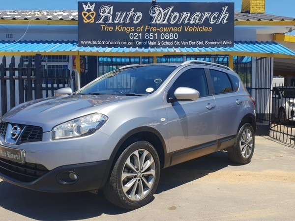 2011 Nissan Qashqai 2.0 Dci Acenta  Western Cape Somerset West_0