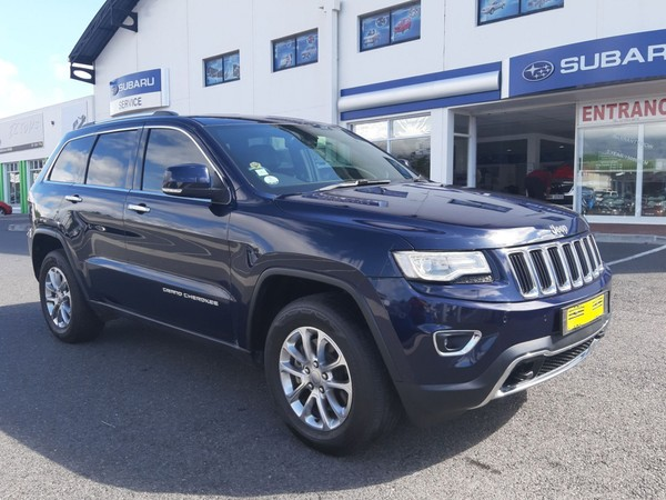 2014 Jeep Grand Cherokee 3.6 Limited Very neat Western Cape Strand_0
