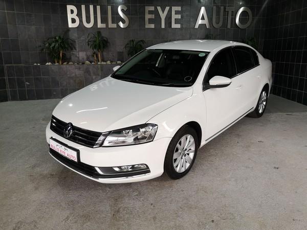 2011 Volkswagen Passat 1.8 Tsi Clne Dsg 118 Kw  Gauteng Silverton_0