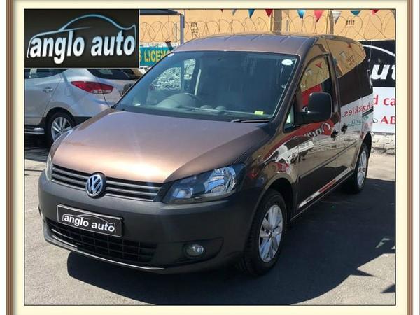 2013 Volkswagen Caddy 2.0TDi 81KW FC PV Western Cape Athlone_0