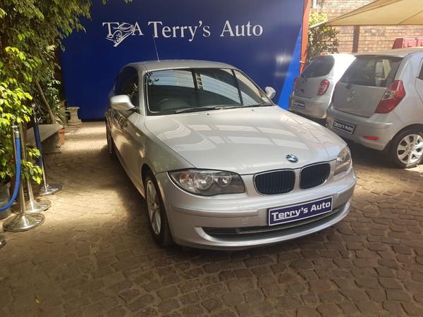 2011 BMW 1 Series 120i 3dr e81  Gauteng Edenvale_0
