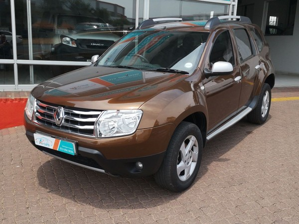 2015 Renault Duster 1.6 Dynamique Mpumalanga Witbank_0