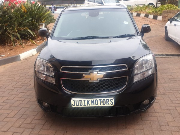 2012 Chevrolet Orlando 1.8ls  Gauteng Johannesburg_0