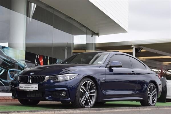2019 BMW 4 Series 420D Coupe M Sport Kwazulu Natal Umhlanga Rocks_0