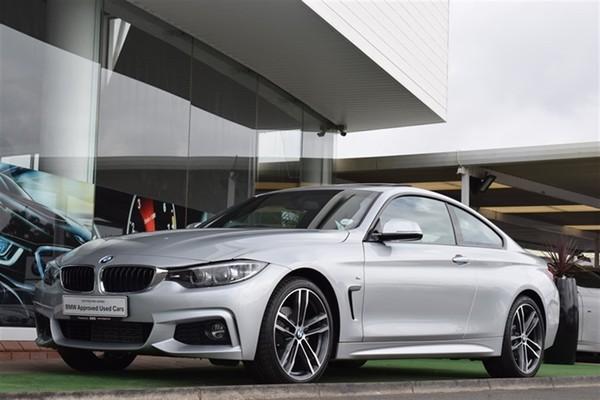 2019 BMW 4 Series 420D Coupe M Sport Auto Kwazulu Natal Umhlanga Rocks_0