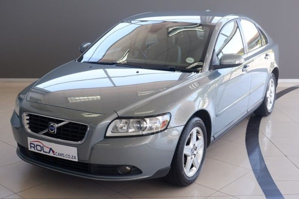 2007 Volvo S40 2.0i  Western Cape Somerset West_0