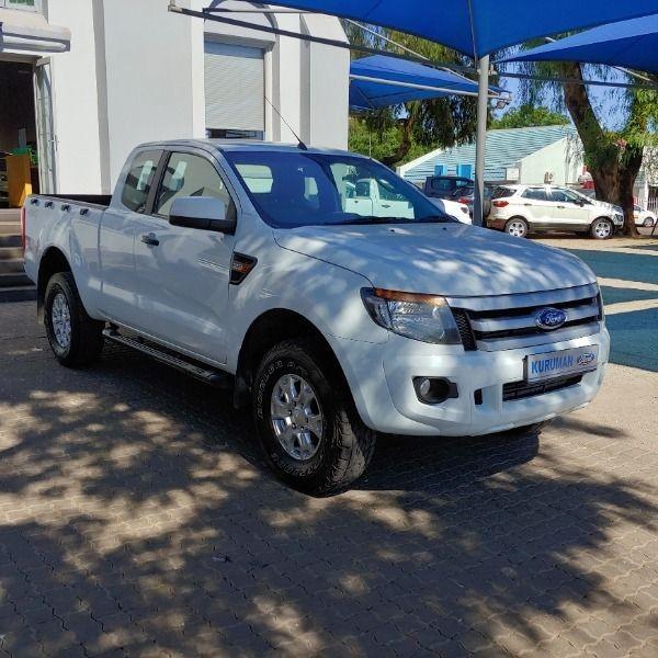 2012 Ford Ranger 3.2tdci Xls Pu Supcab  Northern Cape Kuruman_0