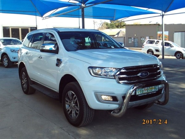 2019 Ford Everest 2.0D XLT Auto Northern Cape Kuruman_0
