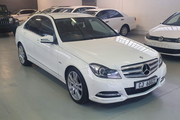 2012 Mercedes-Benz C-Class C250 CDI Avantgarde At Immaculate Condition Western Cape Maitland_0
