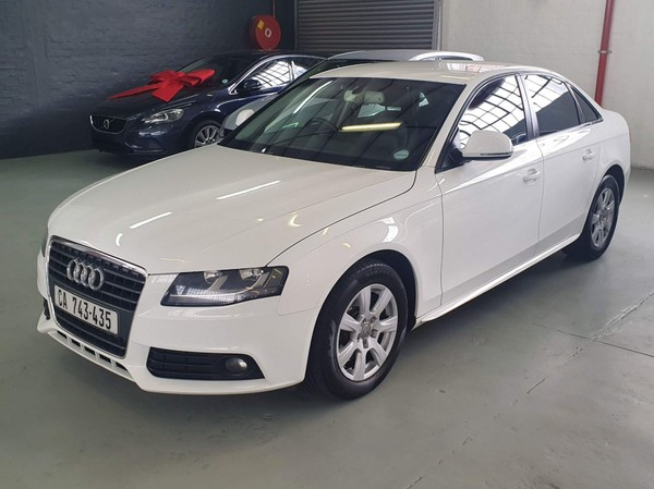 2009 Audi A4 1.8t Attraction Multi Immaculate Western Cape Maitland_0