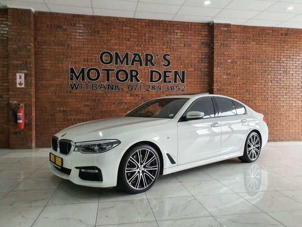 2018 BMW 5 Series 530D M SPORT AUTOMATIC  Mpumalanga Witbank_0