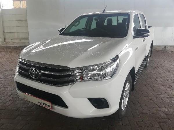 2017 Toyota Hilux 2.4 GD-6 RB SRX Double Cab Bakkie Eastern Cape Uitenhage_0