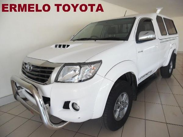 2015 Toyota Hilux 3.0 D-4D LEGEND 45 RB Single Cab Bakkie Mpumalanga Ermelo_0