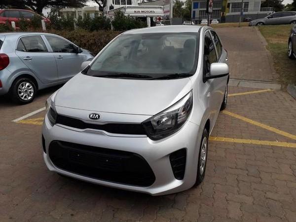2019 Kia Picanto 1.0 Start Auto Gauteng Sandton_0