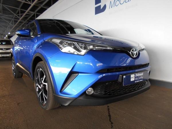 2018 Toyota C-HR 1.2T Plus CVT Gauteng Pretoria_0