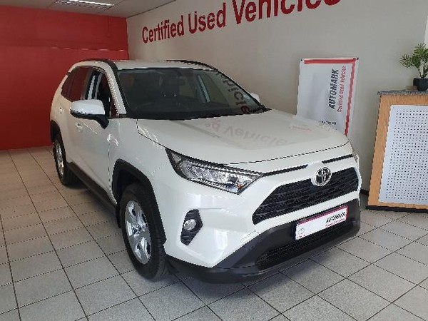 2019 Toyota Rav 4 2.0 GX CVT Gauteng Springs_0