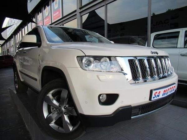 2013 Jeep Grand Cherokee 5.7 V8 Overland Gauteng Randburg_0