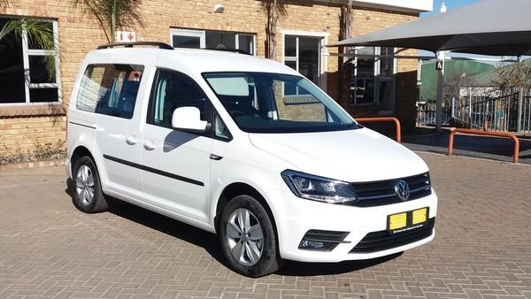 2019 Volkswagen Caddy 2.0TDi Trendline Gauteng Midrand_0