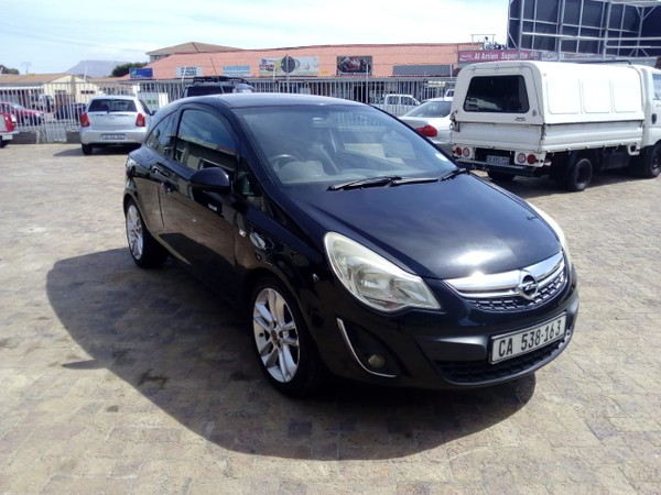 2011 Opel Corsa 1.4 Colour 3dr  Western Cape Plumstead_0