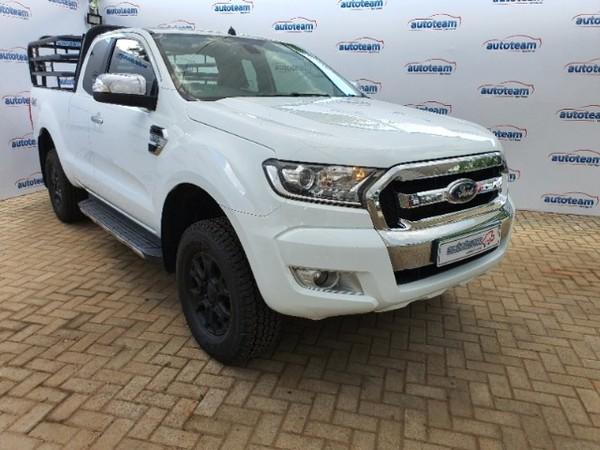 2017 Ford Ranger 3.2TDCi XLT 4X4 AT PU SUPCAB Gauteng Boksburg_0