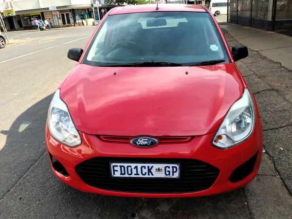 2014 Ford Figo 1.4 Ambiente  Gauteng Pretoria_0