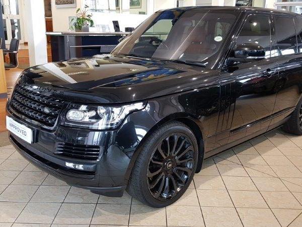 2016 Land Rover Range Rover 5.0 V8 Sc Autobiography  Kwazulu Natal Empangeni_0
