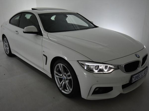 2014 BMW 4 Series 428i Coupe M Sport Auto Gauteng Pretoria_0