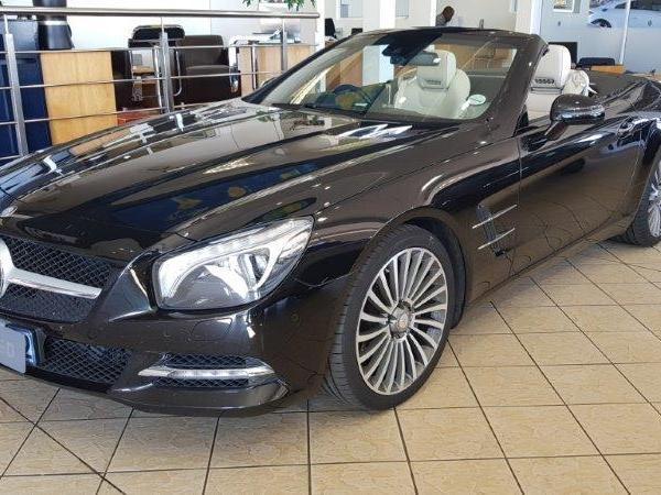 2013 Mercedes-Benz SL-Class Sl 500  Kwazulu Natal Empangeni_0