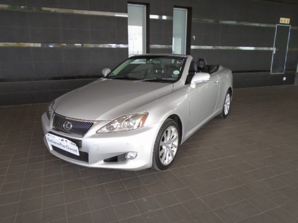 2010 Lexus IS 250 Convert  Gauteng Four Ways_0