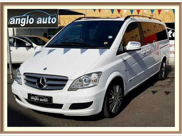 2012 Mercedes-Benz Viano 3.0 Cdi Avantgarde  Western Cape Athlone_0