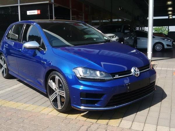 2014 Volkswagen Golf GOLF VII 2.0 TSI R DSG Gauteng Edenvale_0