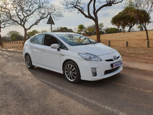 2009 Toyota Prius 1.8 Advanced 5dr  Gauteng Pretoria West_0