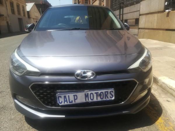2015 Hyundai i20 1.4 Fluid At  Gauteng Marshalltown_0