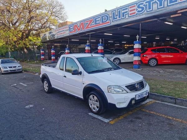 2009 Nissan NP200 1.6  Pu Sc  Gauteng Benoni_0