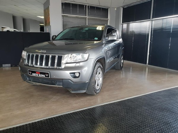 2012 Jeep Grand Cherokee 3.6 Limited  Western Cape Cape Town_0