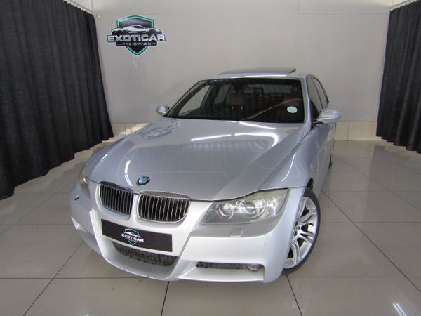 2007 BMW 3 Series 330d M-Sport At e90 Gauteng Benoni_0