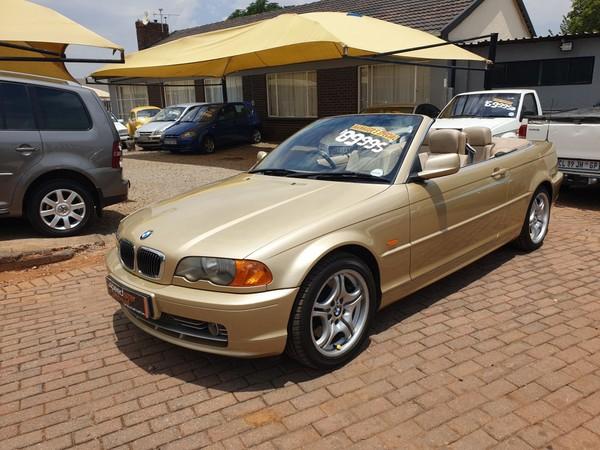 2001 BMW 3 Series 330i Ci Convertible e46  Gauteng Boksburg_0