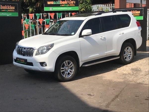 2012 Toyota Prado Tx 3.0 Tdi At  Gauteng Pretoria West_0